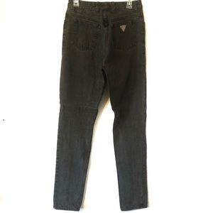 Guess by Georges Marciano Vintage High Waist Jeans